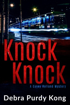 Knock Knock, front cover