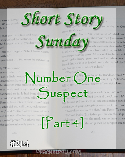 "Short Story: ""Number One Suspect"" 