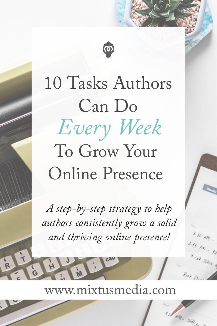 book marketing, online presence, author marketing, author marketing strategy
