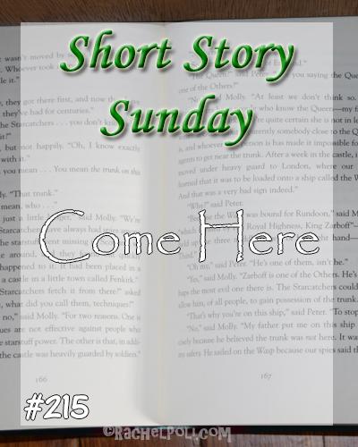 "Short Story: ""Come Here"" | Flash Fiction | Creative Writing | RachelPoli.com"