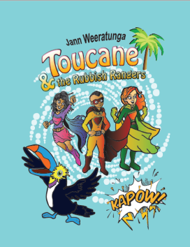Image result for Toucan children's book series by Jann Weeratunga