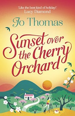 Sunset Over The Cherry Orchard Cover