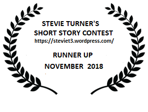 SHORT STORY LAUREL RUNNER UP November 2018