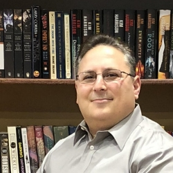 Author David Reiss