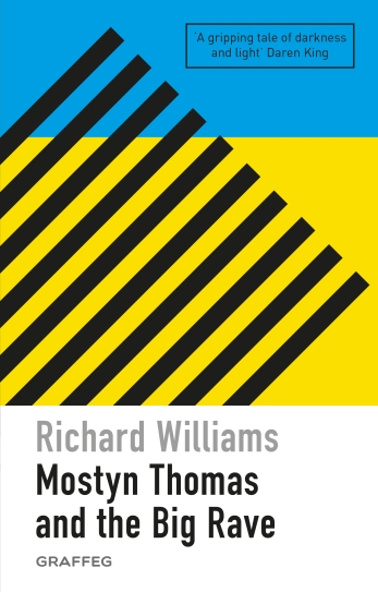 Mostyn Thomas and the Big Rave_Cover