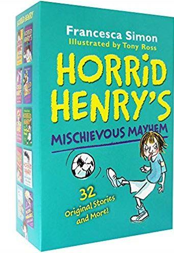 horrid henry 2