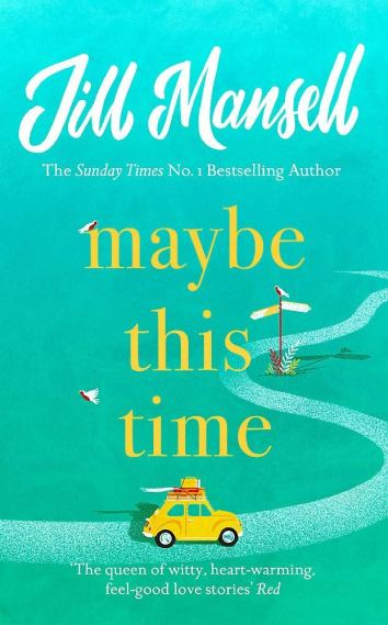 Maybe This Time Cover