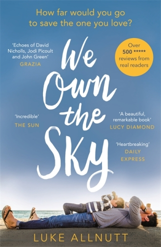 We Own the Sky cover